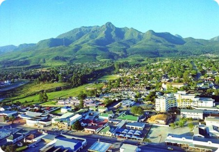 George Holiday Accommodation - Largest Town along the Garden Route
