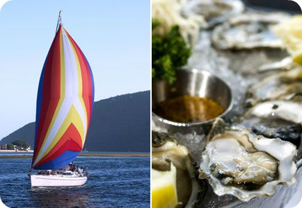 Knysna Oyster Festival and other Activities