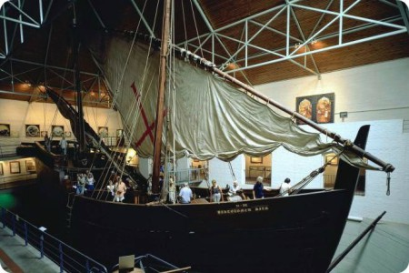 Diaz Museum in Mossel Bay on the Garden Route