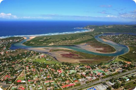 Sedgefield is situated between the Wilderness and Knysna on the Garden Route also known as the Sleepy Seaside Village