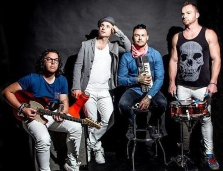 The Parlotones in Mossel Bay