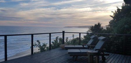 Enjoy a Garden Route Sunset from Azure Villa