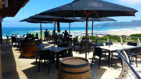 Salinas Beach Restaurant, Wilderness Sundowners