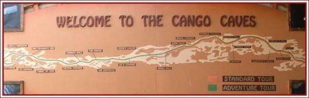 Welcome to the Cango Caves