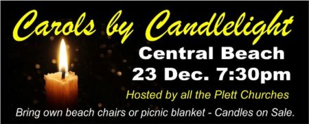 Carols by Candlelight, Plettenberg Bay